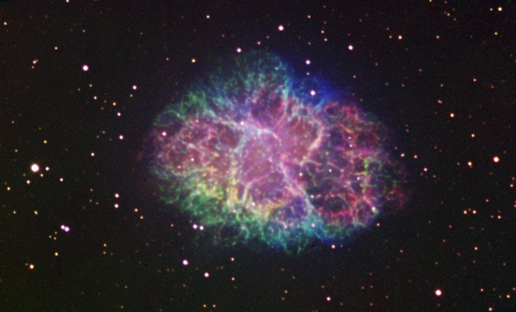 crab nebula m1-#45