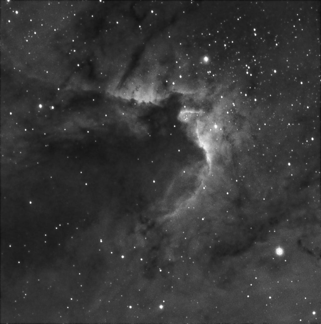 cave nebula narrow band - photo #17